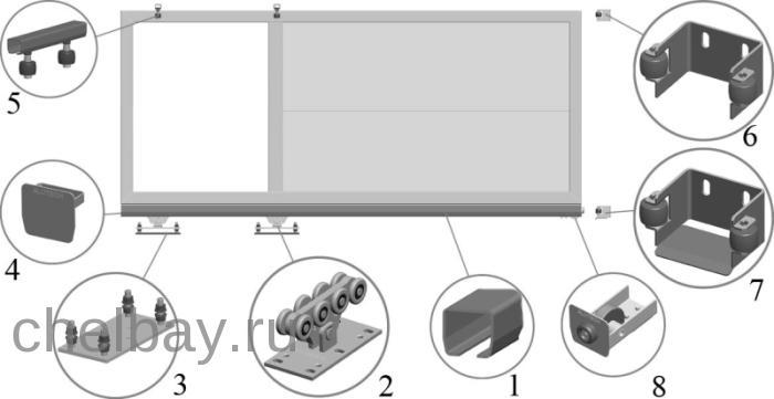Механик автоматических дверей